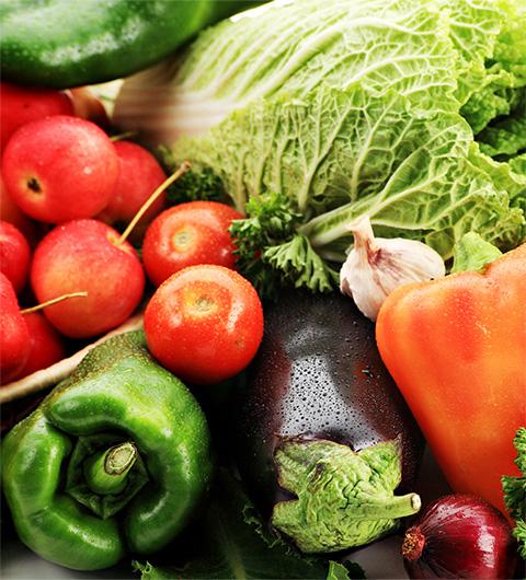 Fruits & légumes frais